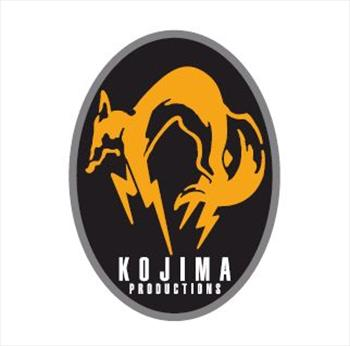 Kojima Productions / Konami Digital Entertainment Inc. Company Logo