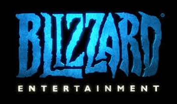 Blizzard Entertainment Company Logo