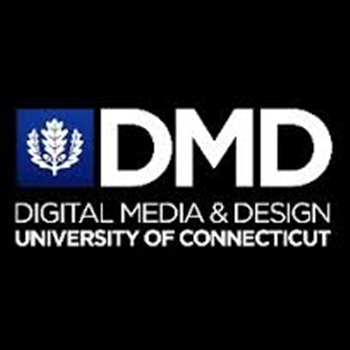 UConn Digital Media and Design Company Logo