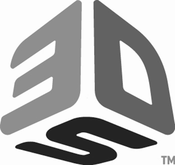 3D Systems: Gentle Giant Studio Company Logo