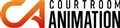 Courtroom Animation Company Logo