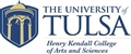 The University of Tulsa School of Art, Design & Art History Company Logo