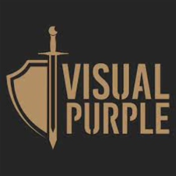 Visual Purple Company Logo